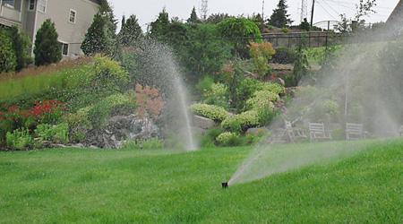 Irrigation in Old Bridge NJ